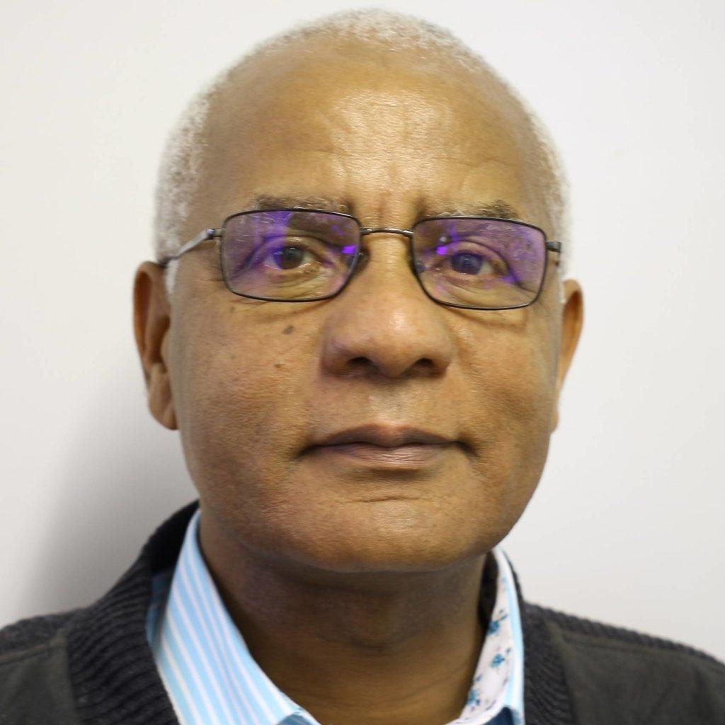 Zerihun Tadele headshot